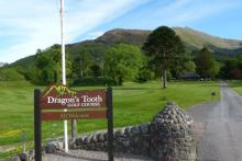 Dragon's Tooth Golf Course