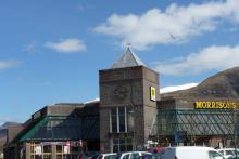 Morrisons in Fort William