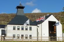 The Ardnamurchan Distillery at Glenbeg