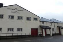 Ben Nevis Distillery in Fort William