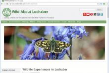 Wild About Lochaber - Website
