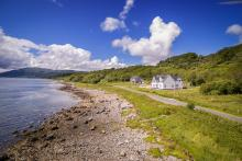 Rockpool House Apartment - A stunning lochside location