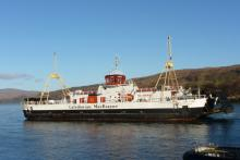 Lochaline Fishnish Ferry