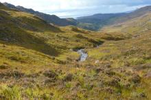 Views from the head of Glen Beasdale