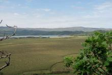 Looking over Kentra Bay from Shielfoot Torr