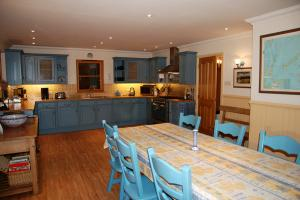 The Kitchen in Ardaros Self Catering