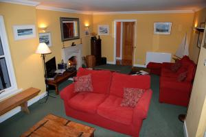 The Lounge in Ardaros Self Catering