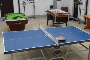 The Ardnamurchan Bunkhouse - games room