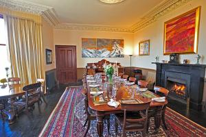 Drimnin House - Dining room