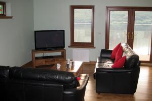 The Cottage, Fort William - Living room