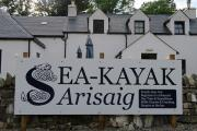 Sea-kayak Arisiag at The Glenuig Inn