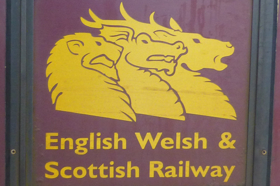 The Caledonian Sleeper - English, Welsh & Scottish Railway