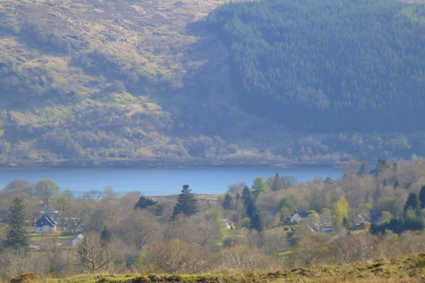 Loch Sunart from Scotstown
