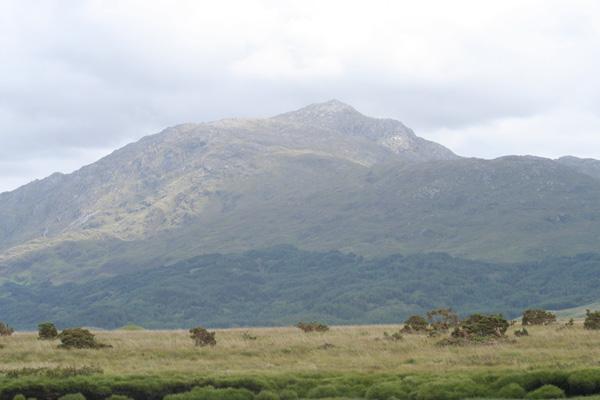 Ben Resipole from Loch Shiel
