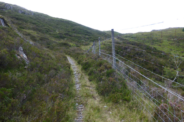 The path towards Strontian