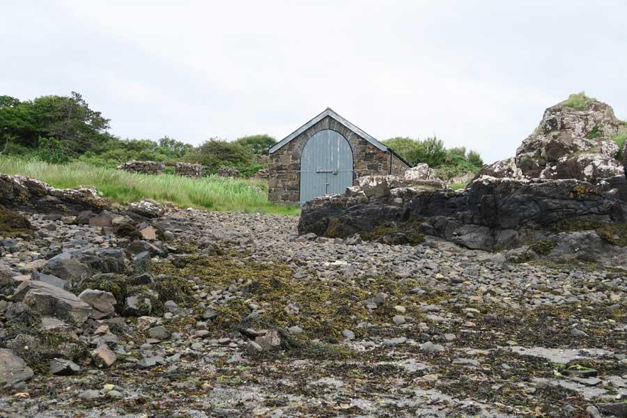 St Columba's Chapel Walk, Drimnin