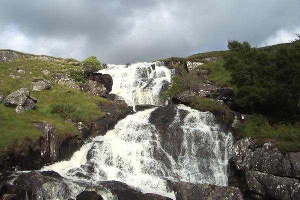 Glen forslan falls