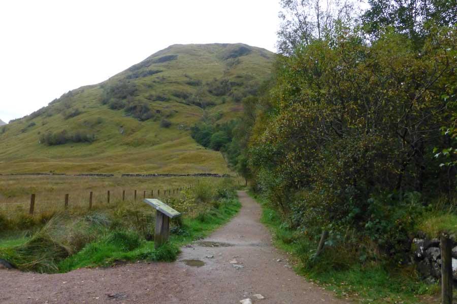 Glencoe Woodland Walk