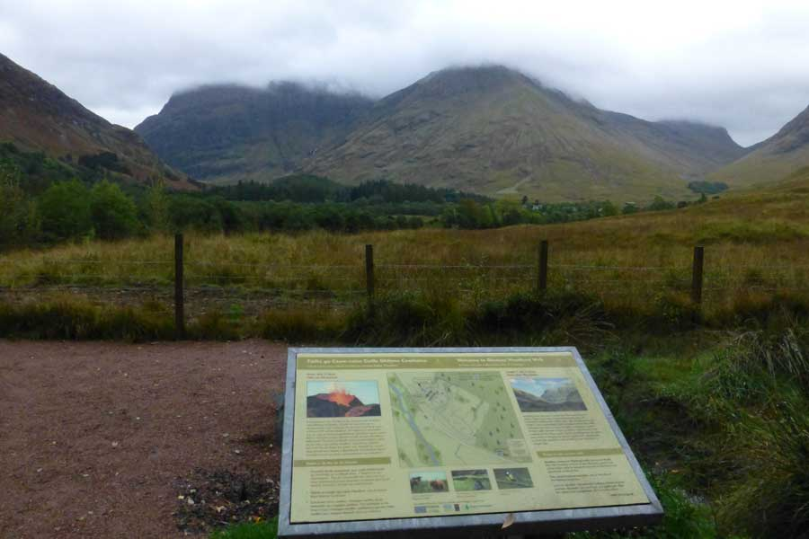Glencoe Woodland Walk