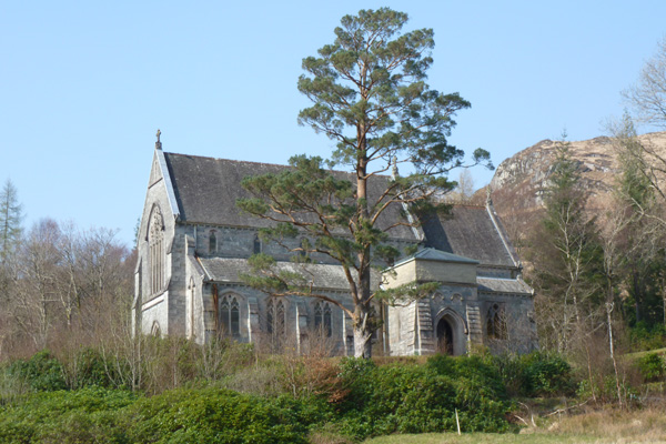 St Mary and St Finnan's Catholic Church, Glenfinnan