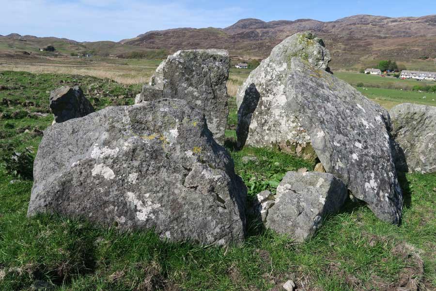 Greadal Fhinn Chambered Cairn