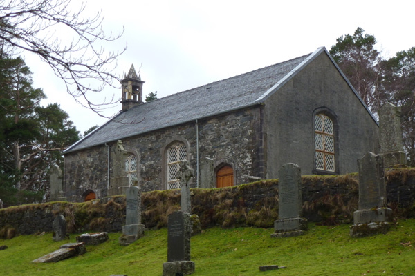 The Church at Acharacle