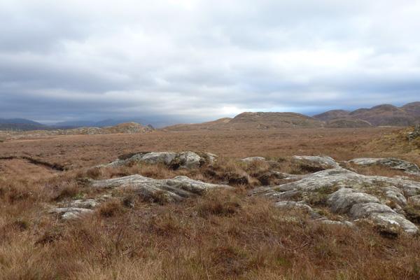 Kentra Moss - an oceanic blanket bog