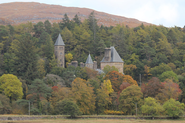 Ardtornish House