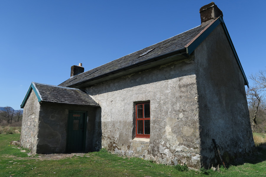 Invermallie Bothy