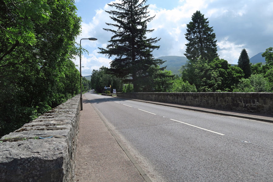 The Bridge over The River Roy