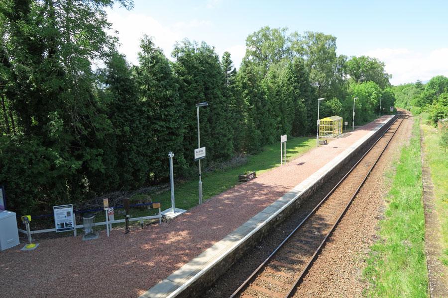 Roy Bridge Station