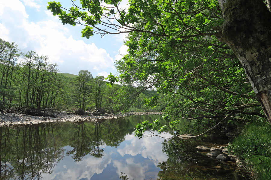 Reflections on The River Spean