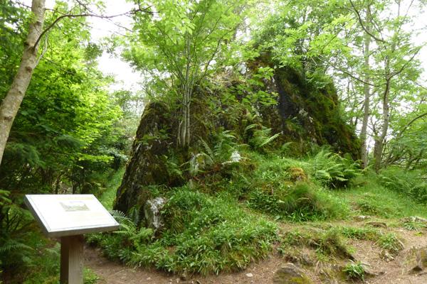 Signal Rock, Glen Coe