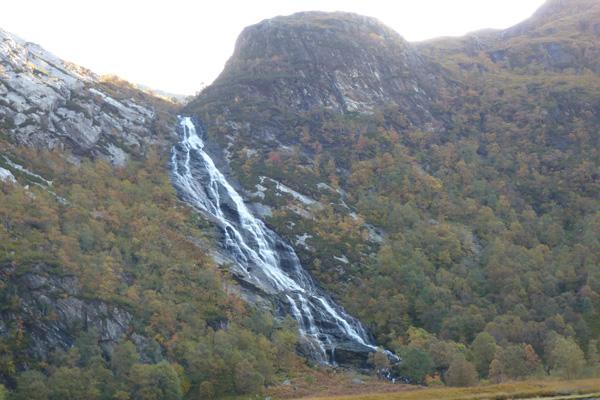 An Steall Falls