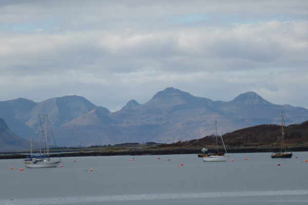 The Isle of Skye and The Small Isles
