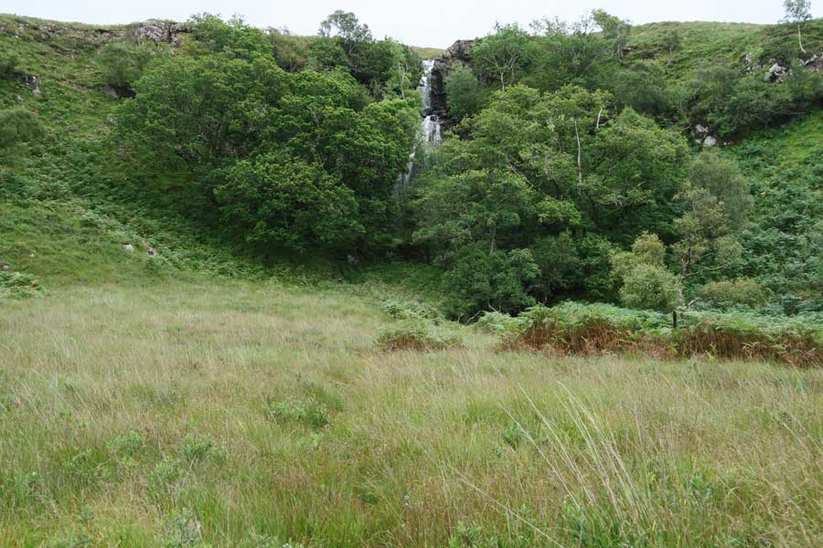 Tennyson's Waterfall Walk, Ardtornish, Morvern
