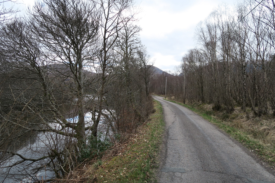 Along the banks of the River Spean
