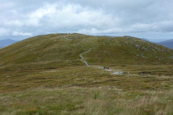 The Sgurr Finnisg-aig Viewpoint Trail