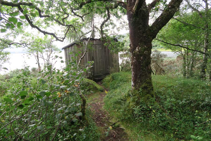 Ardtornish Wildlife Hide