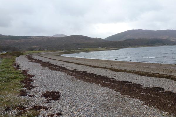 Cuil Bay, Duror