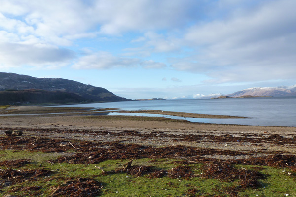 Cuil Bay, Duror