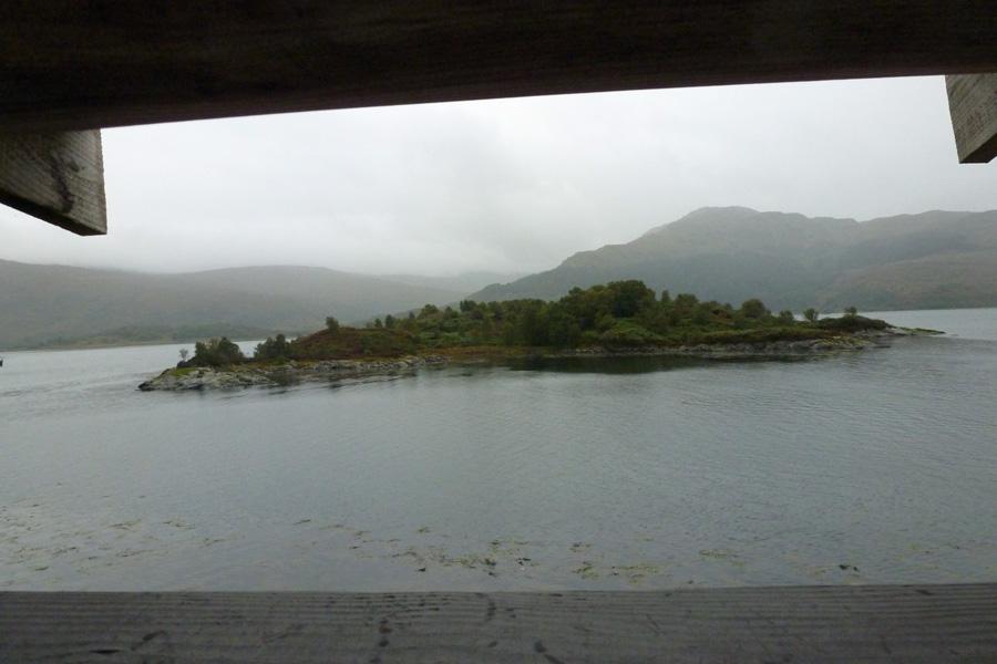 Garbh Eilean on Loch Sunart