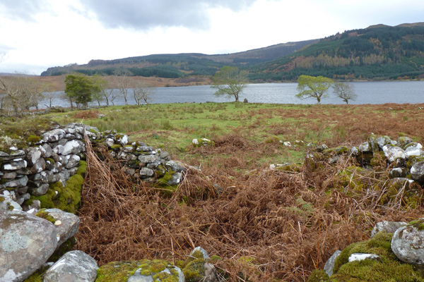 Deserted village of Arienas, Rahoy Hills, Morvern