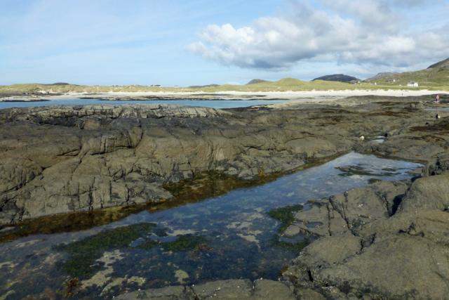 Sanna Bay is great place for rockpooling